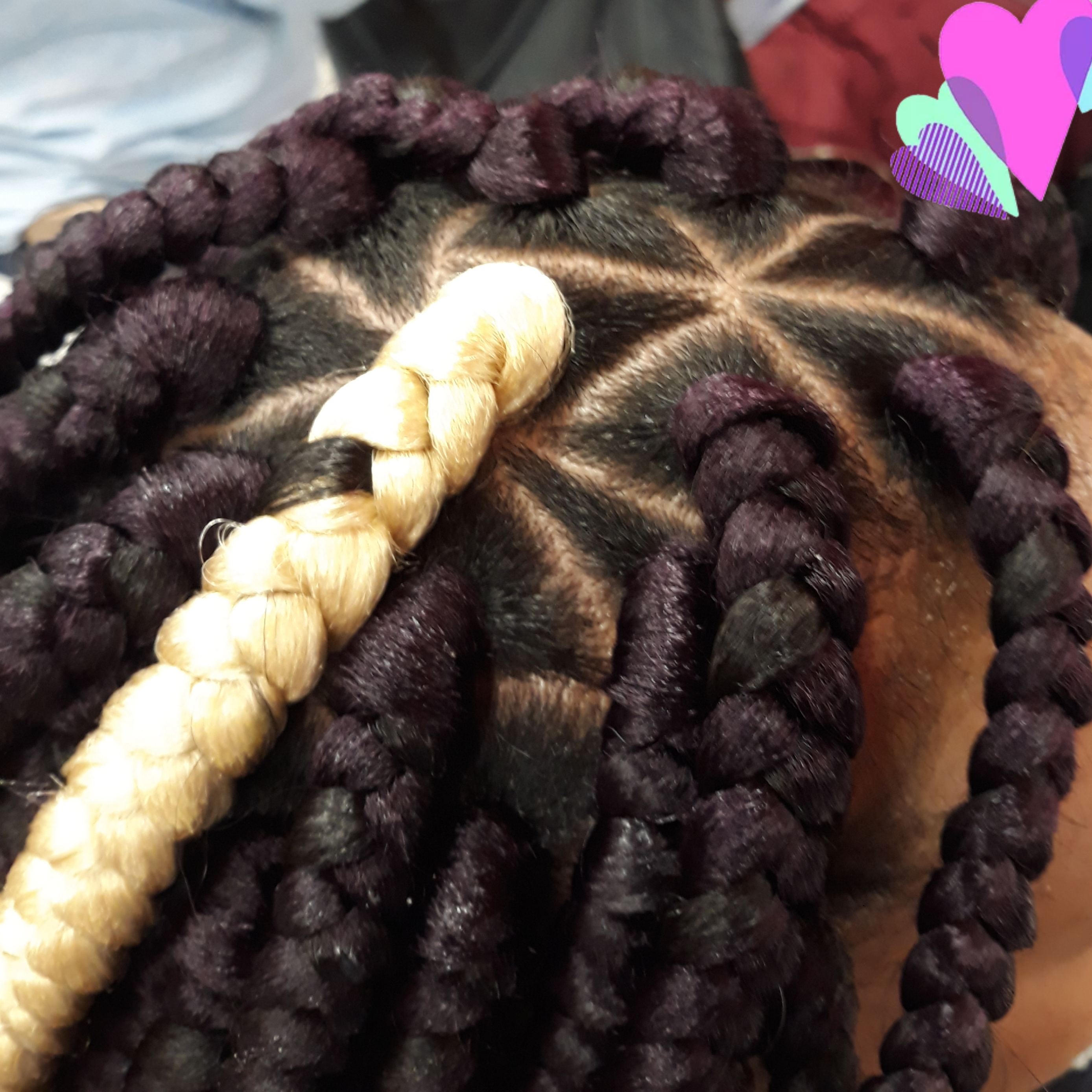 salon de coiffure afro tresse tresses box braids crochet braids vanilles tissages paris 75 77 78 91 92 93 94 95 NXZCXVIF