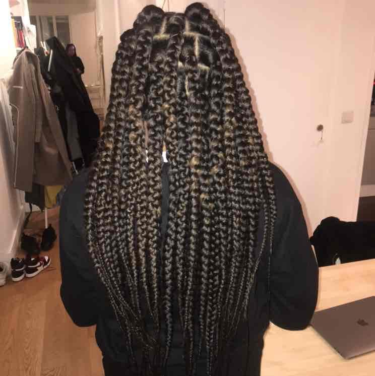 salon de coiffure afro tresse tresses box braids crochet braids vanilles tissages paris 75 77 78 91 92 93 94 95 WQMLVSKX