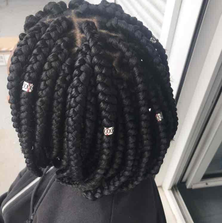 salon de coiffure afro tresse tresses box braids crochet braids vanilles tissages paris 75 77 78 91 92 93 94 95 VOJSCIAD