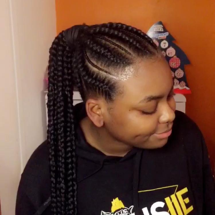 salon de coiffure afro tresse tresses box braids crochet braids vanilles tissages paris 75 77 78 91 92 93 94 95 XGAUPSAB