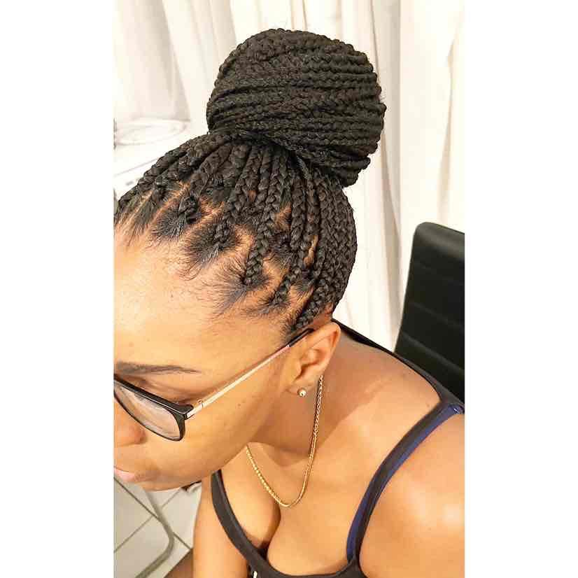salon de coiffure afro tresse tresses box braids crochet braids vanilles tissages paris 75 77 78 91 92 93 94 95 KUVLRAIC
