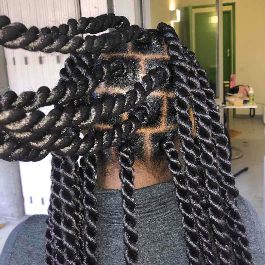 salon de coiffure afro tresse tresses box braids crochet braids vanilles tissages paris 75 77 78 91 92 93 94 95 DRFABNUO