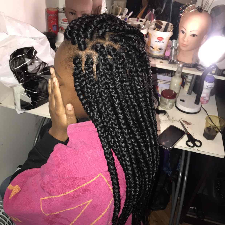 salon de coiffure afro tresse tresses box braids crochet braids vanilles tissages paris 75 77 78 91 92 93 94 95 BIKSMUEX