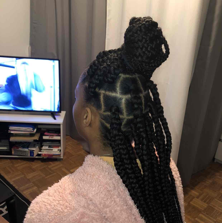salon de coiffure afro tresse tresses box braids crochet braids vanilles tissages paris 75 77 78 91 92 93 94 95 ZINOLGAA