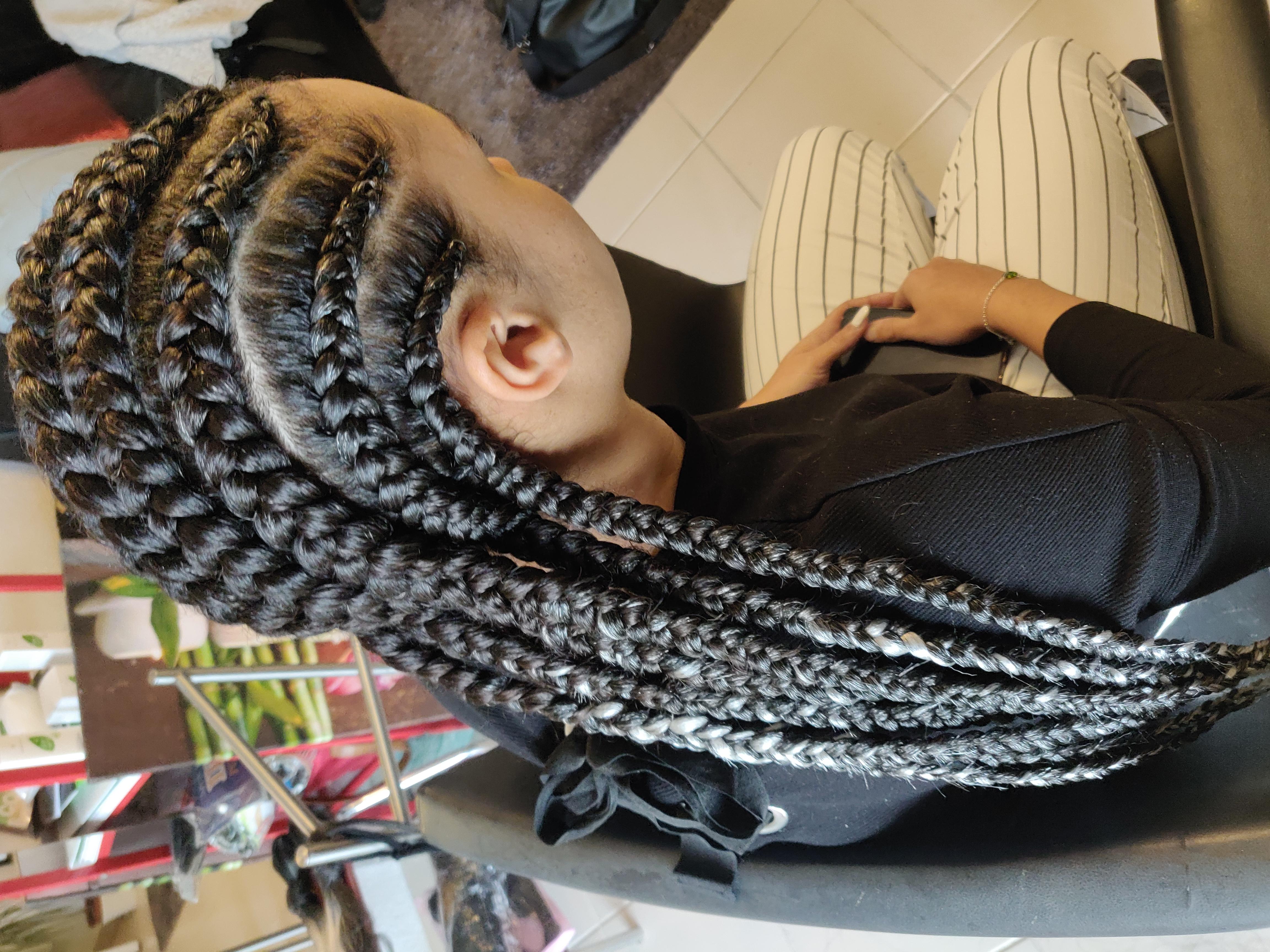 salon de coiffure afro tresse tresses box braids crochet braids vanilles tissages paris 75 77 78 91 92 93 94 95 BOSEBMHJ