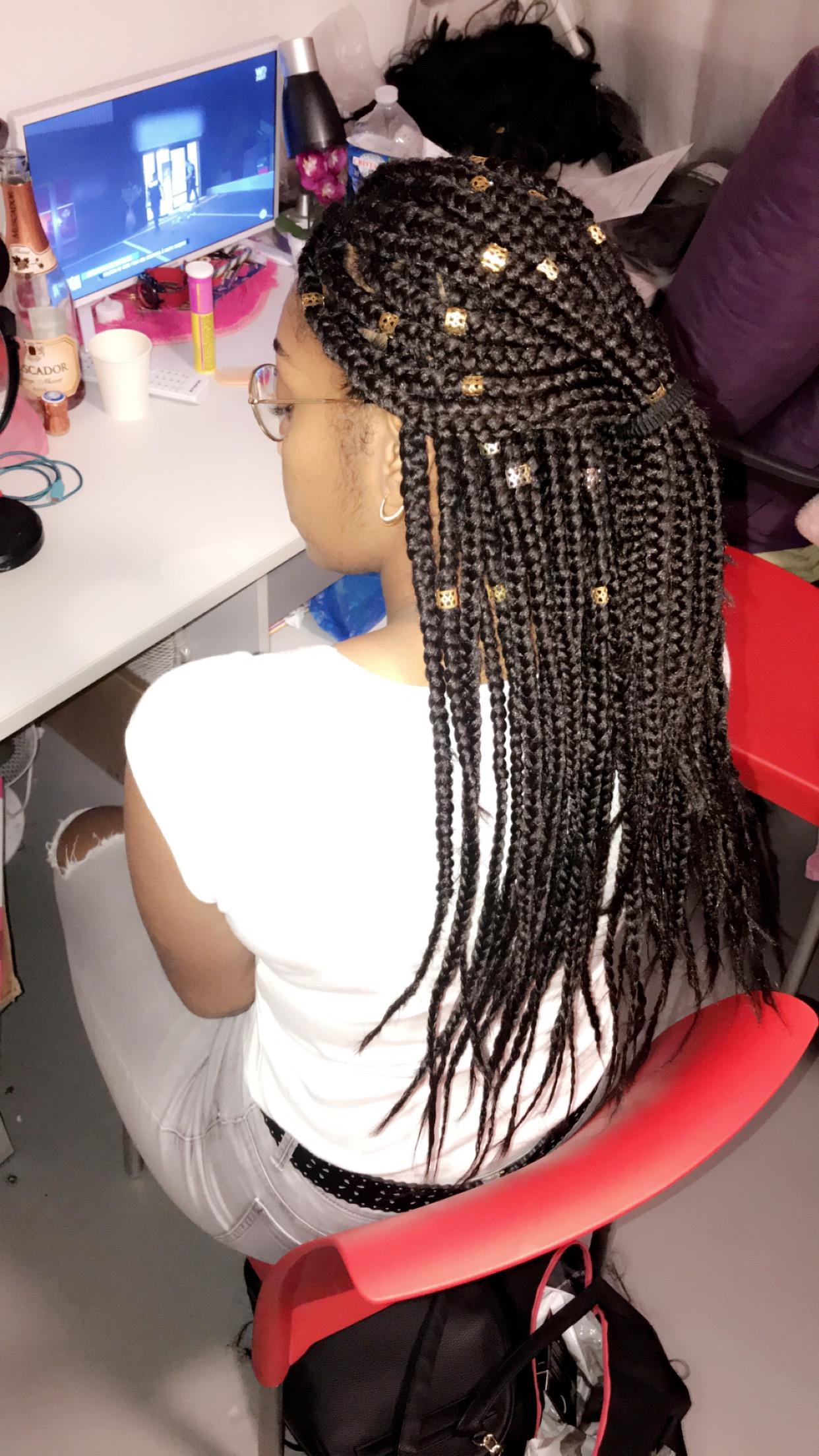 salon de coiffure afro tresse tresses box braids crochet braids vanilles tissages paris 75 77 78 91 92 93 94 95 HWKDKAHJ