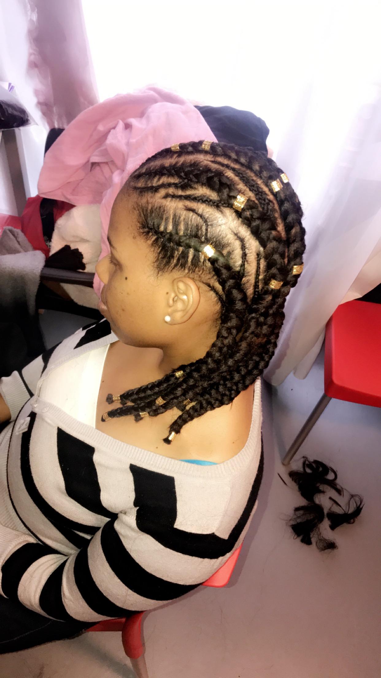 salon de coiffure afro tresse tresses box braids crochet braids vanilles tissages paris 75 77 78 91 92 93 94 95 KXMOHRBE