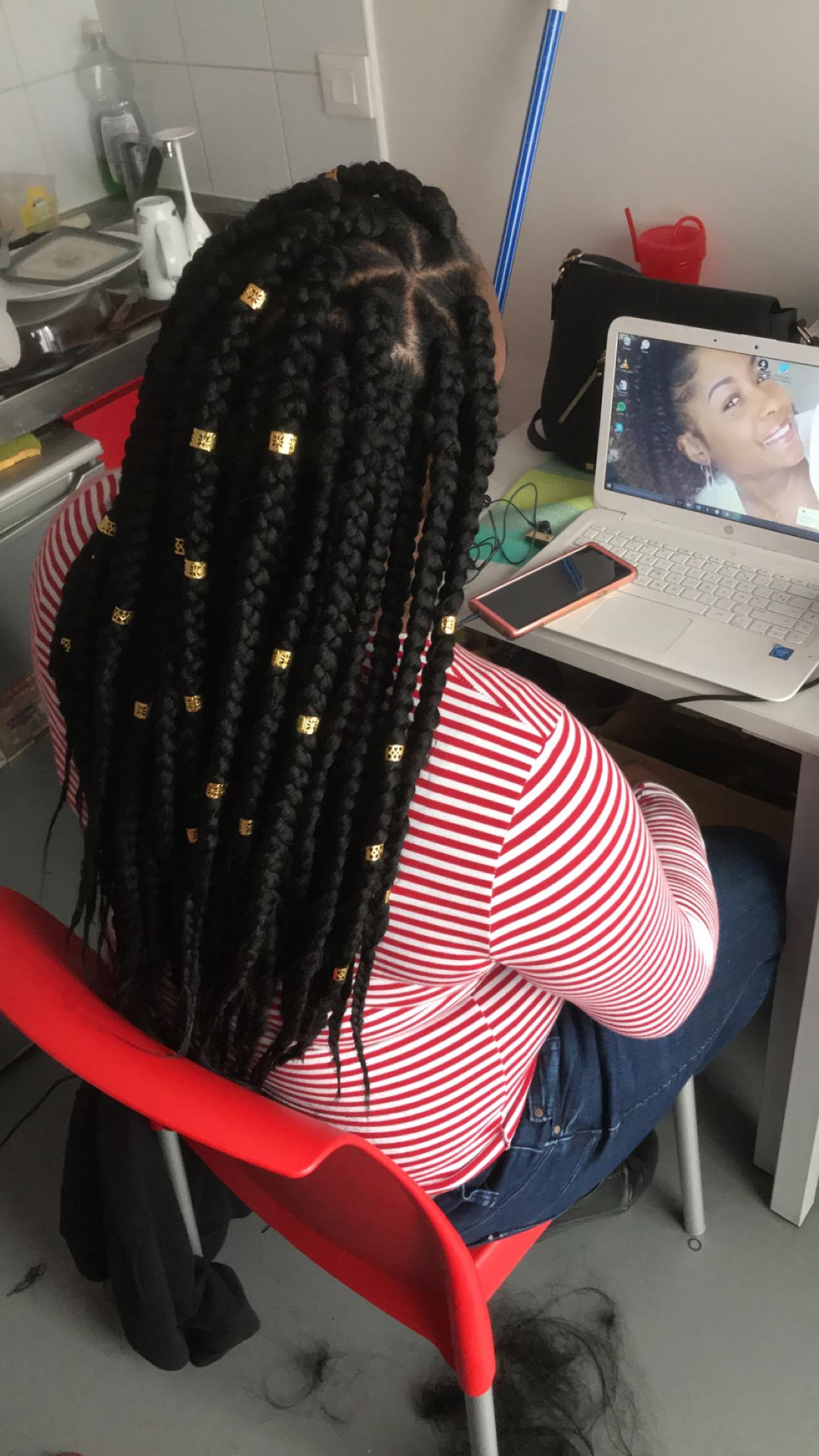salon de coiffure afro tresse tresses box braids crochet braids vanilles tissages paris 75 77 78 91 92 93 94 95 KFVKBANR