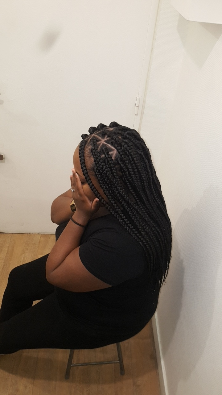 salon de coiffure afro tresse tresses box braids crochet braids vanilles tissages paris 75 77 78 91 92 93 94 95 CYNOEATI