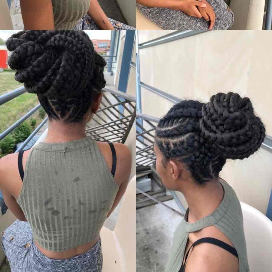 salon de coiffure afro tresse tresses box braids crochet braids vanilles tissages paris 75 77 78 91 92 93 94 95 EFDCUBQY