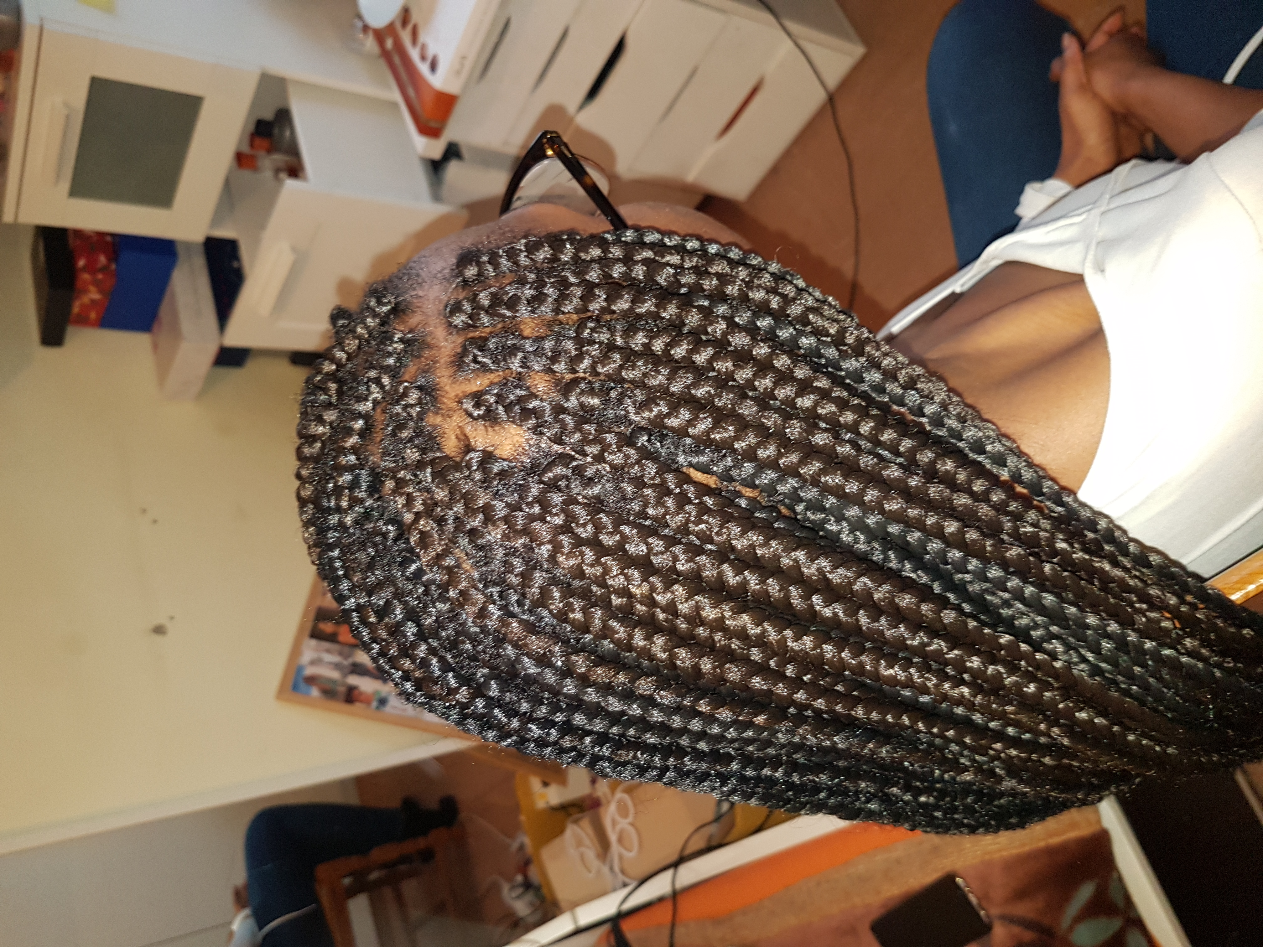 salon de coiffure afro tresse tresses box braids crochet braids vanilles tissages paris 75 77 78 91 92 93 94 95 VSZWNHVG