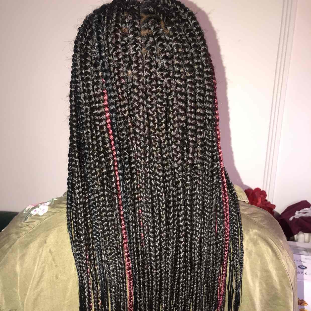 salon de coiffure afro tresse tresses box braids crochet braids vanilles tissages paris 75 77 78 91 92 93 94 95 ORJRYKPZ