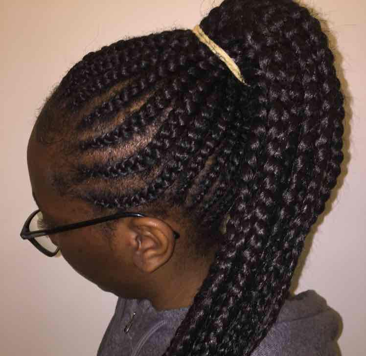 salon de coiffure afro tresse tresses box braids crochet braids vanilles tissages paris 75 77 78 91 92 93 94 95 DZIWNTCE