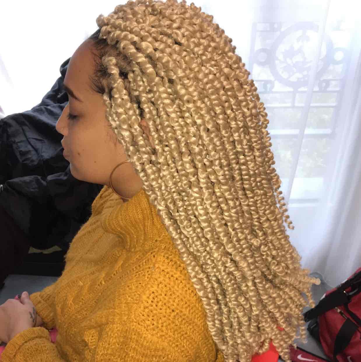 salon de coiffure afro tresse tresses box braids crochet braids vanilles tissages paris 75 77 78 91 92 93 94 95 IFDLTLFA