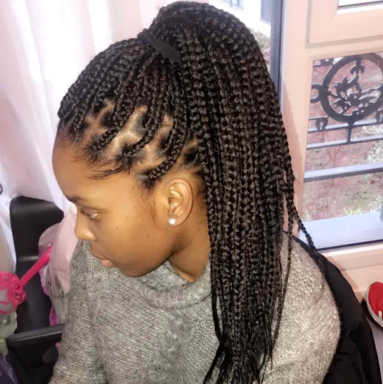 salon de coiffure afro tresse tresses box braids crochet braids vanilles tissages paris 75 77 78 91 92 93 94 95 ISTFRSGA