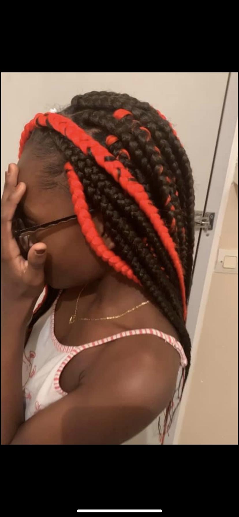 salon de coiffure afro tresse tresses box braids crochet braids vanilles tissages paris 75 77 78 91 92 93 94 95 SMQHFZVY