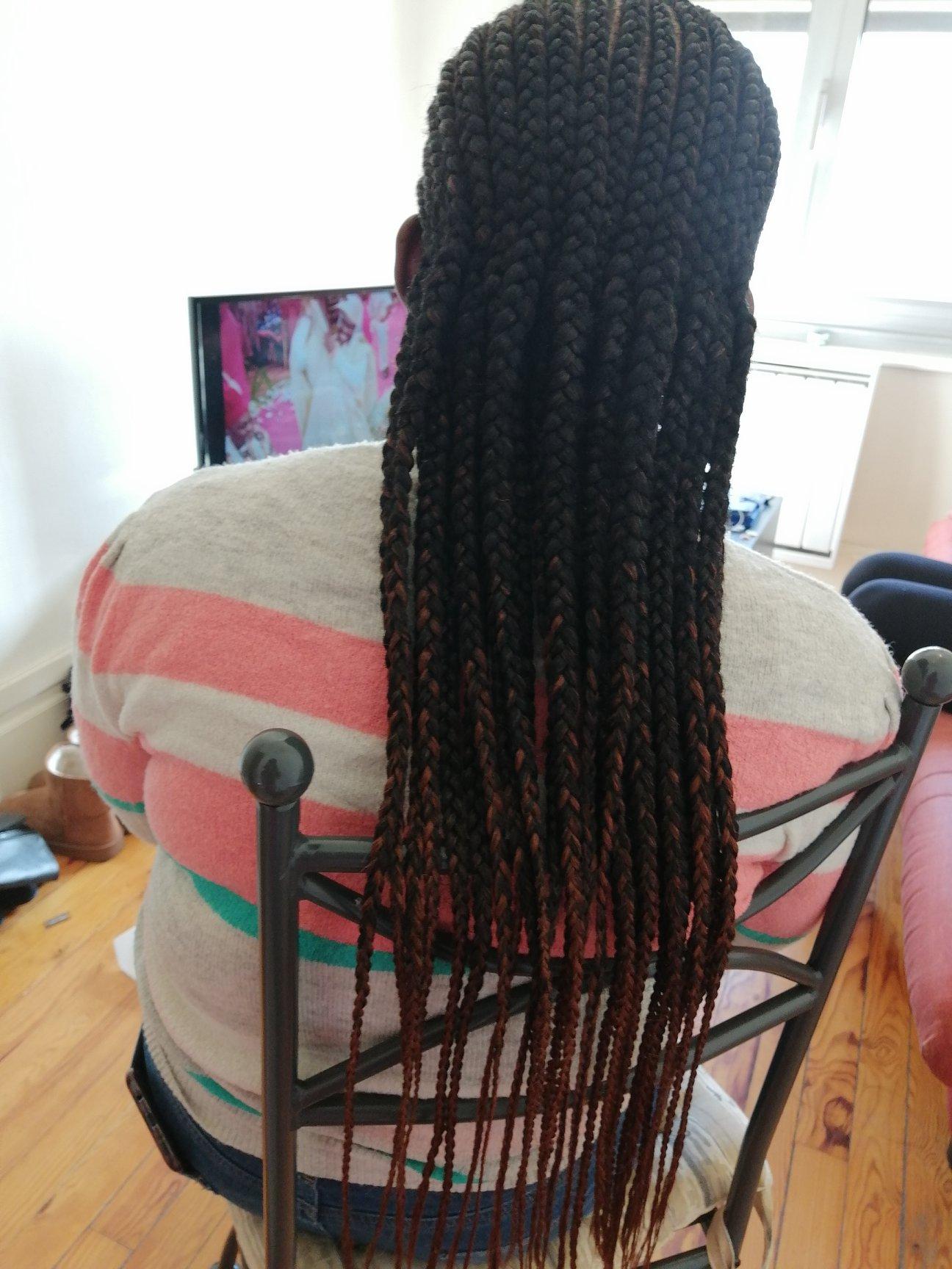 salon de coiffure afro tresse tresses box braids crochet braids vanilles tissages paris 75 77 78 91 92 93 94 95 TFXDHVAF