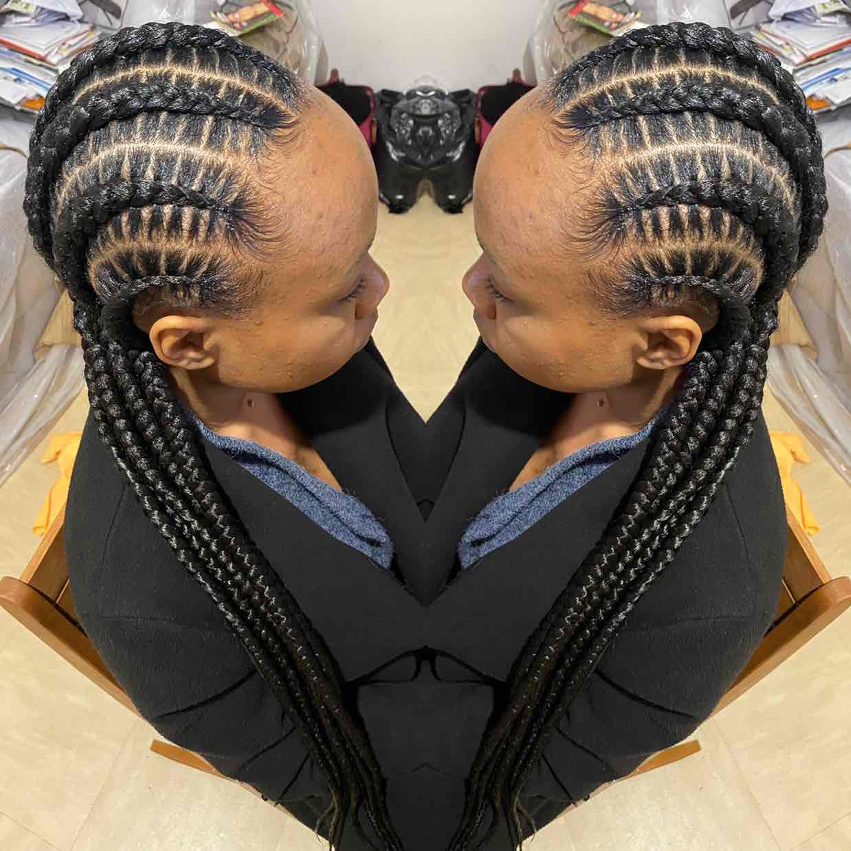 salon de coiffure afro tresse tresses box braids crochet braids vanilles tissages paris 75 77 78 91 92 93 94 95 GZYKKBEW
