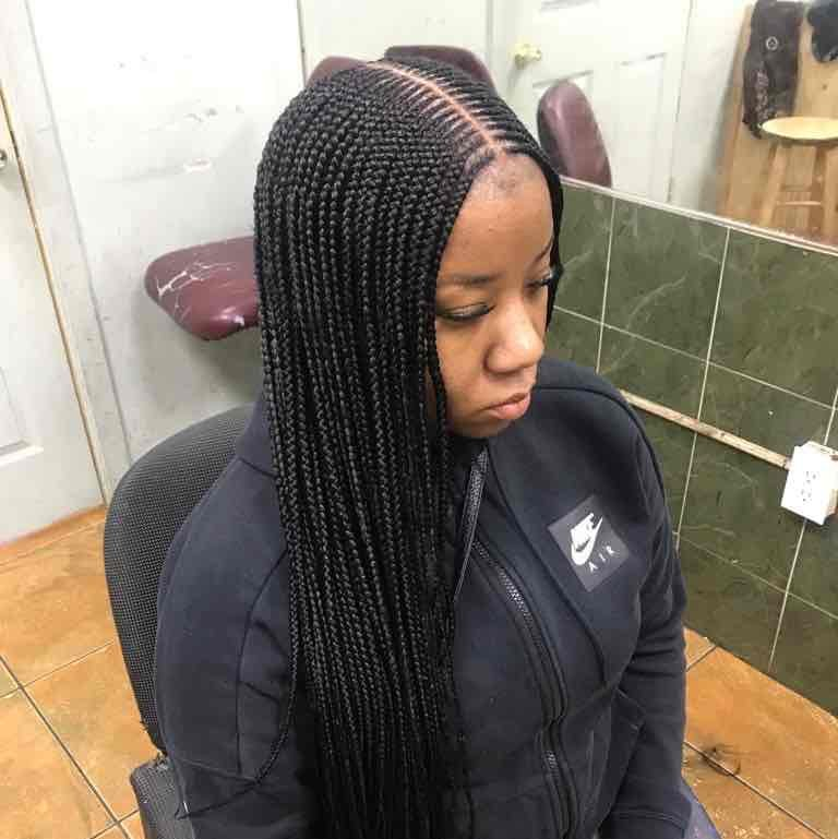 salon de coiffure afro tresse tresses box braids crochet braids vanilles tissages paris 75 77 78 91 92 93 94 95 KYZFMEIQ