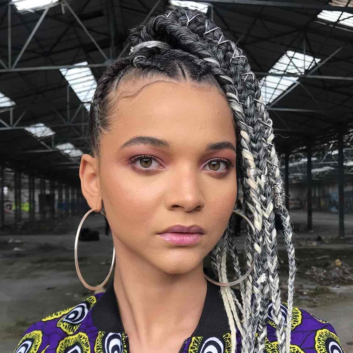 salon de coiffure afro tresse tresses box braids crochet braids vanilles tissages paris 75 77 78 91 92 93 94 95 DJQZGDTP