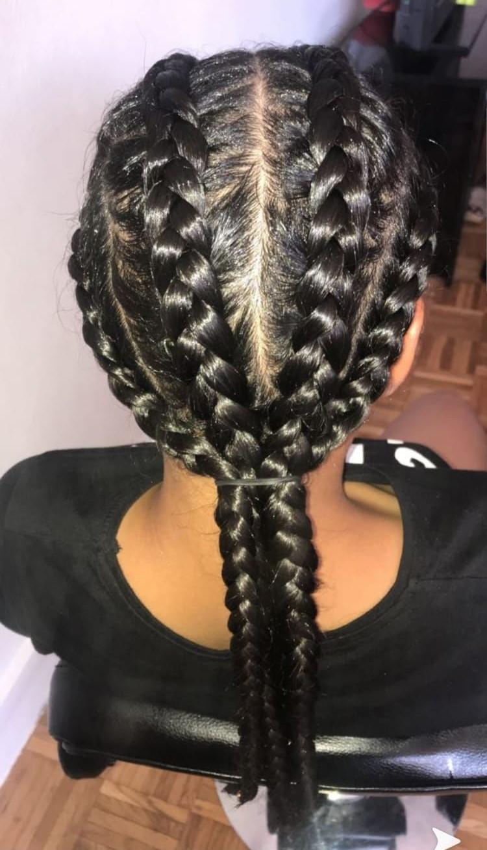 salon de coiffure afro tresse tresses box braids crochet braids vanilles tissages paris 75 77 78 91 92 93 94 95 HALUWGFW