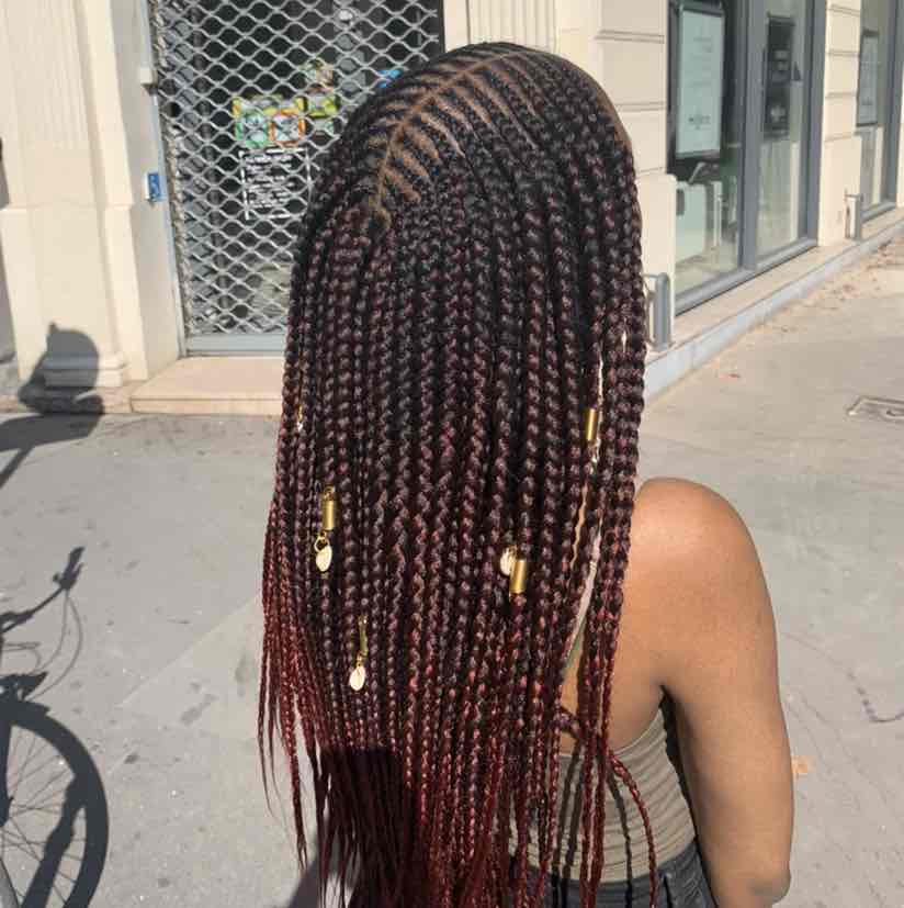salon de coiffure afro tresse tresses box braids crochet braids vanilles tissages paris 75 77 78 91 92 93 94 95 VXQJJMCZ