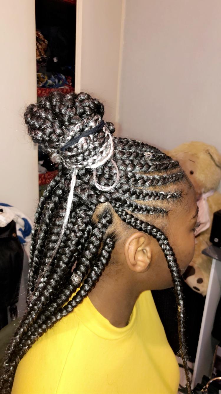 salon de coiffure afro tresse tresses box braids crochet braids vanilles tissages paris 75 77 78 91 92 93 94 95 GWLQXTAS