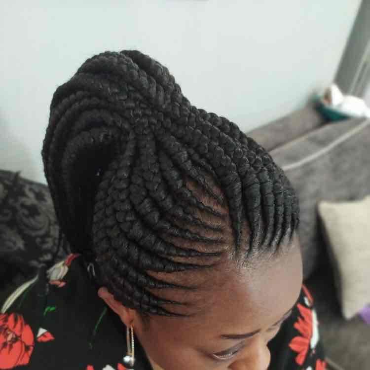 salon de coiffure afro tresse tresses box braids crochet braids vanilles tissages paris 75 77 78 91 92 93 94 95 YNPTLZJJ