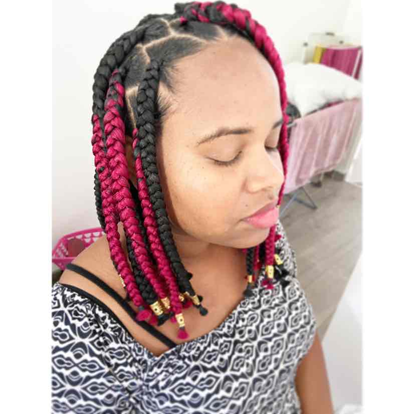 salon de coiffure afro tresse tresses box braids crochet braids vanilles tissages paris 75 77 78 91 92 93 94 95 AFEQZGBI