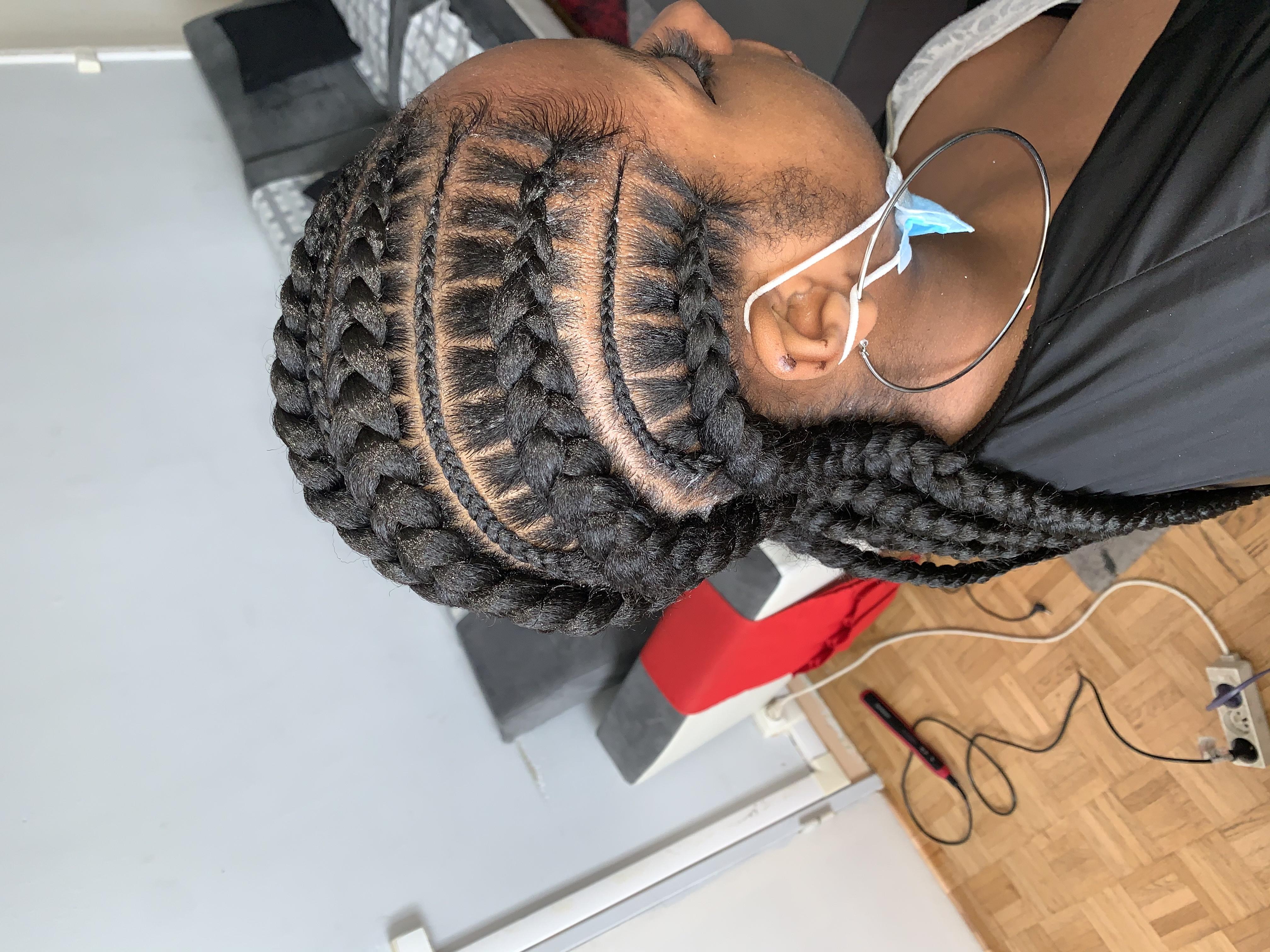 salon de coiffure afro tresse tresses box braids crochet braids vanilles tissages paris 75 77 78 91 92 93 94 95 ELVHKVPR