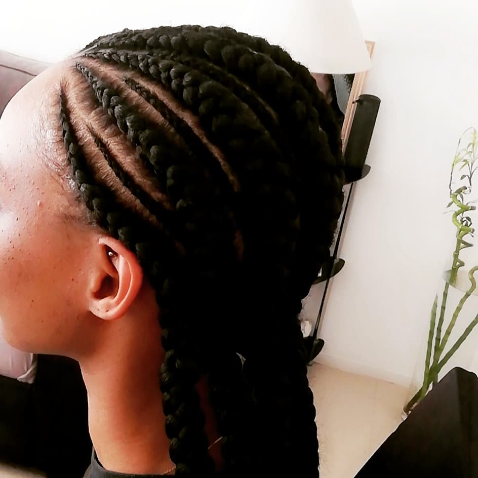 salon de coiffure afro tresse tresses box braids crochet braids vanilles tissages paris 75 77 78 91 92 93 94 95 SSADQKZE