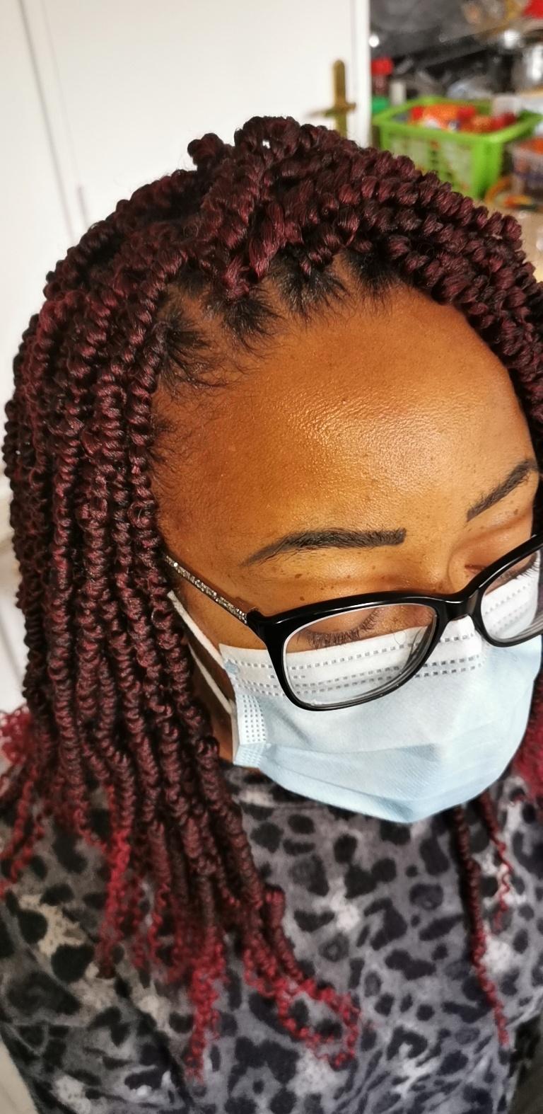 salon de coiffure afro tresse tresses box braids crochet braids vanilles tissages paris 75 77 78 91 92 93 94 95 ICUTBECP