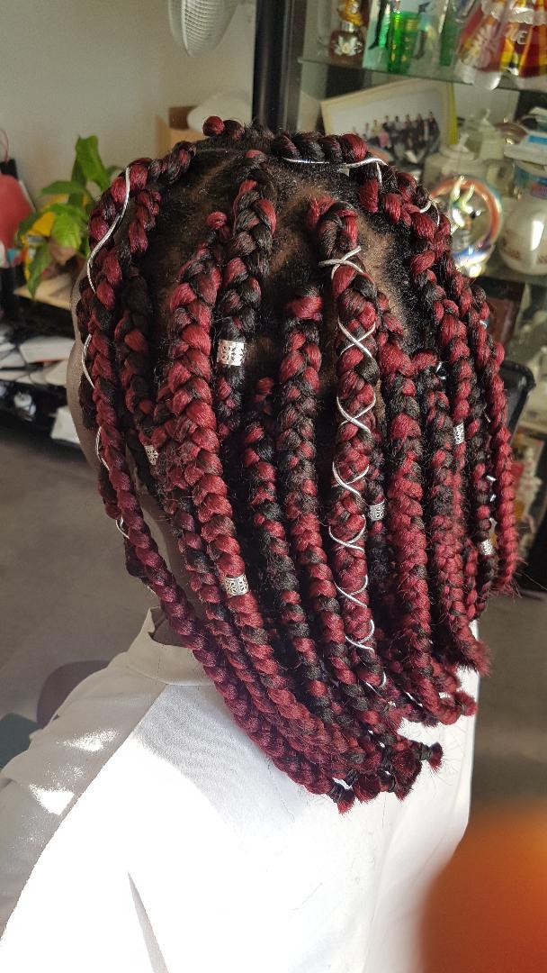 salon de coiffure afro tresse tresses box braids crochet braids vanilles tissages paris 75 77 78 91 92 93 94 95 RYAJELKQ