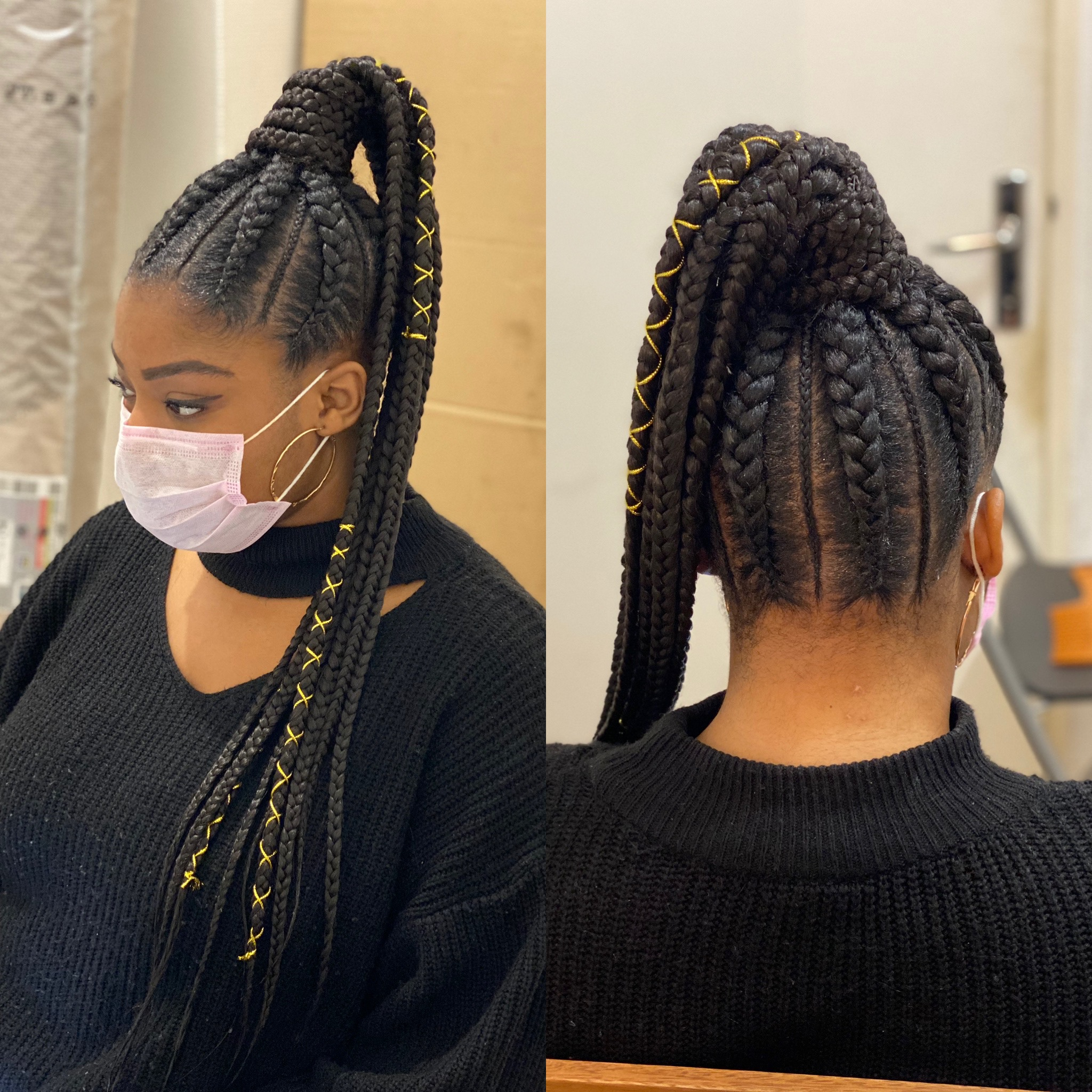 salon de coiffure afro tresse tresses box braids crochet braids vanilles tissages paris 75 77 78 91 92 93 94 95 PPCIFQMD