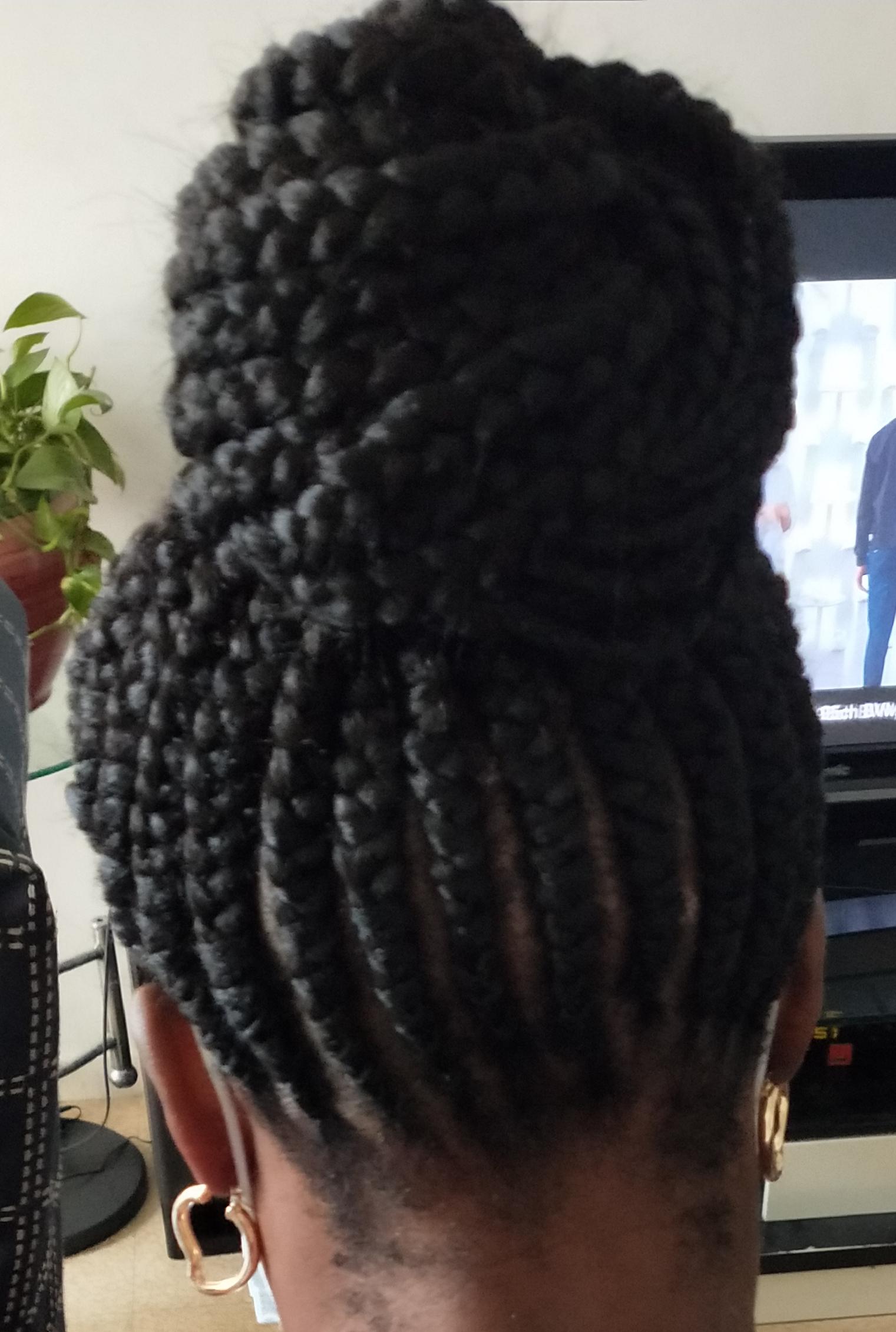 salon de coiffure afro tresse tresses box braids crochet braids vanilles tissages paris 75 77 78 91 92 93 94 95 AYUFCKKU