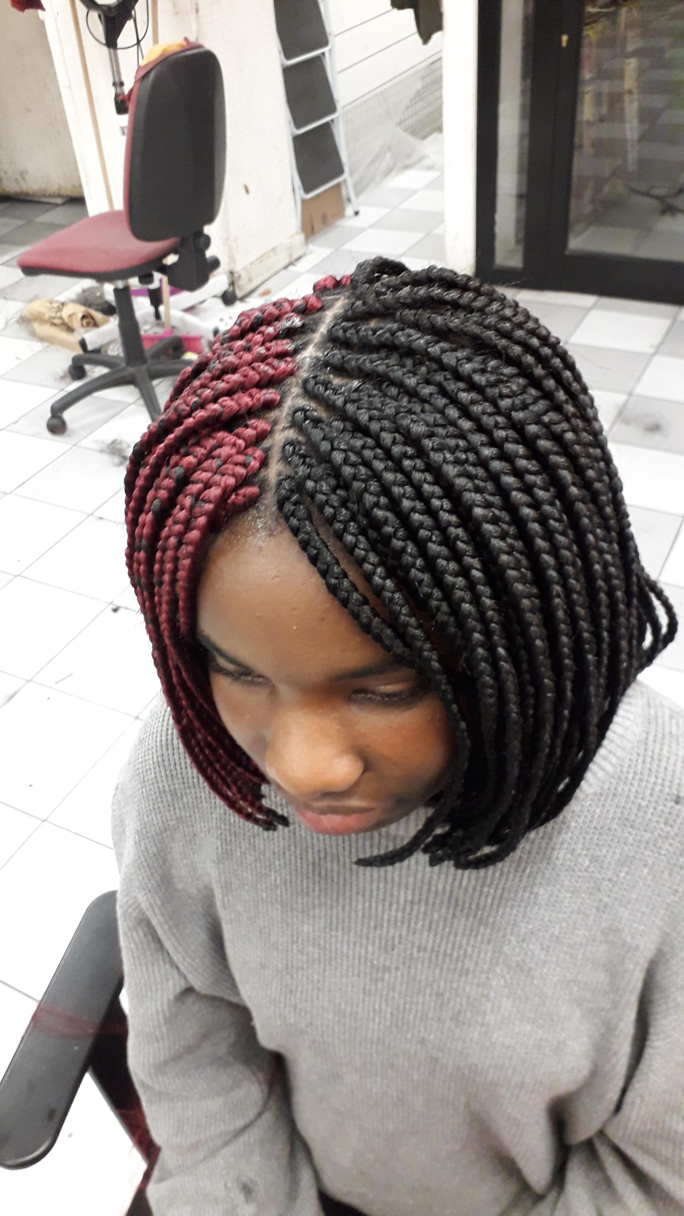 salon de coiffure afro tresse tresses box braids crochet braids vanilles tissages paris 75 77 78 91 92 93 94 95 IOBQTHOW