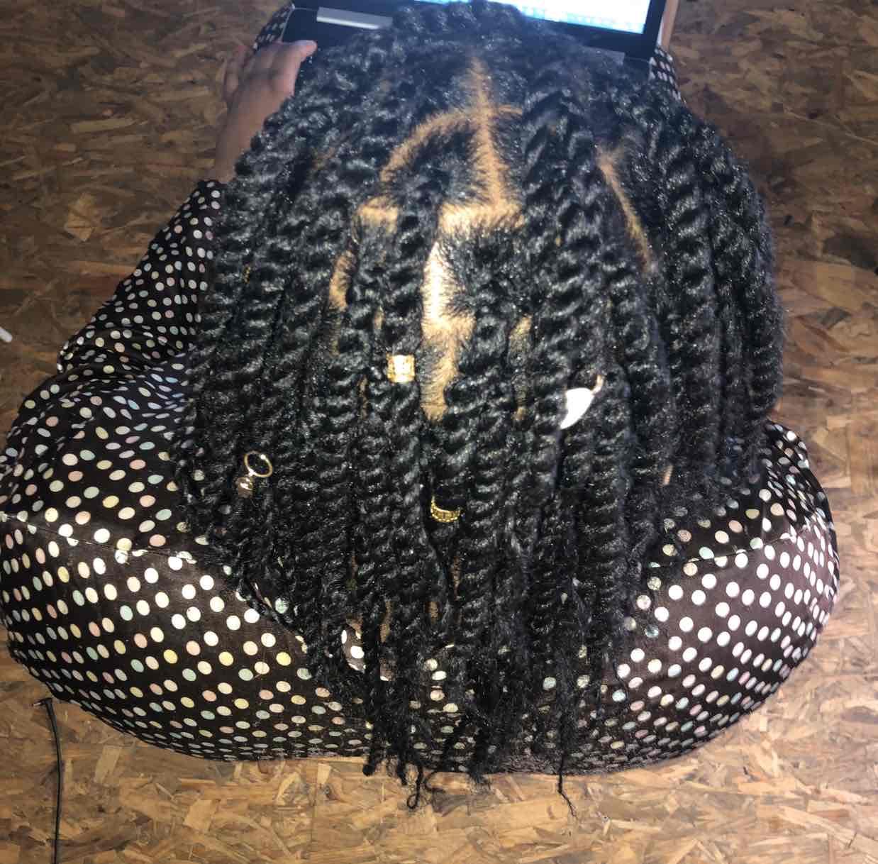 salon de coiffure afro tresse tresses box braids crochet braids vanilles tissages paris 75 77 78 91 92 93 94 95 KGMWFBGL