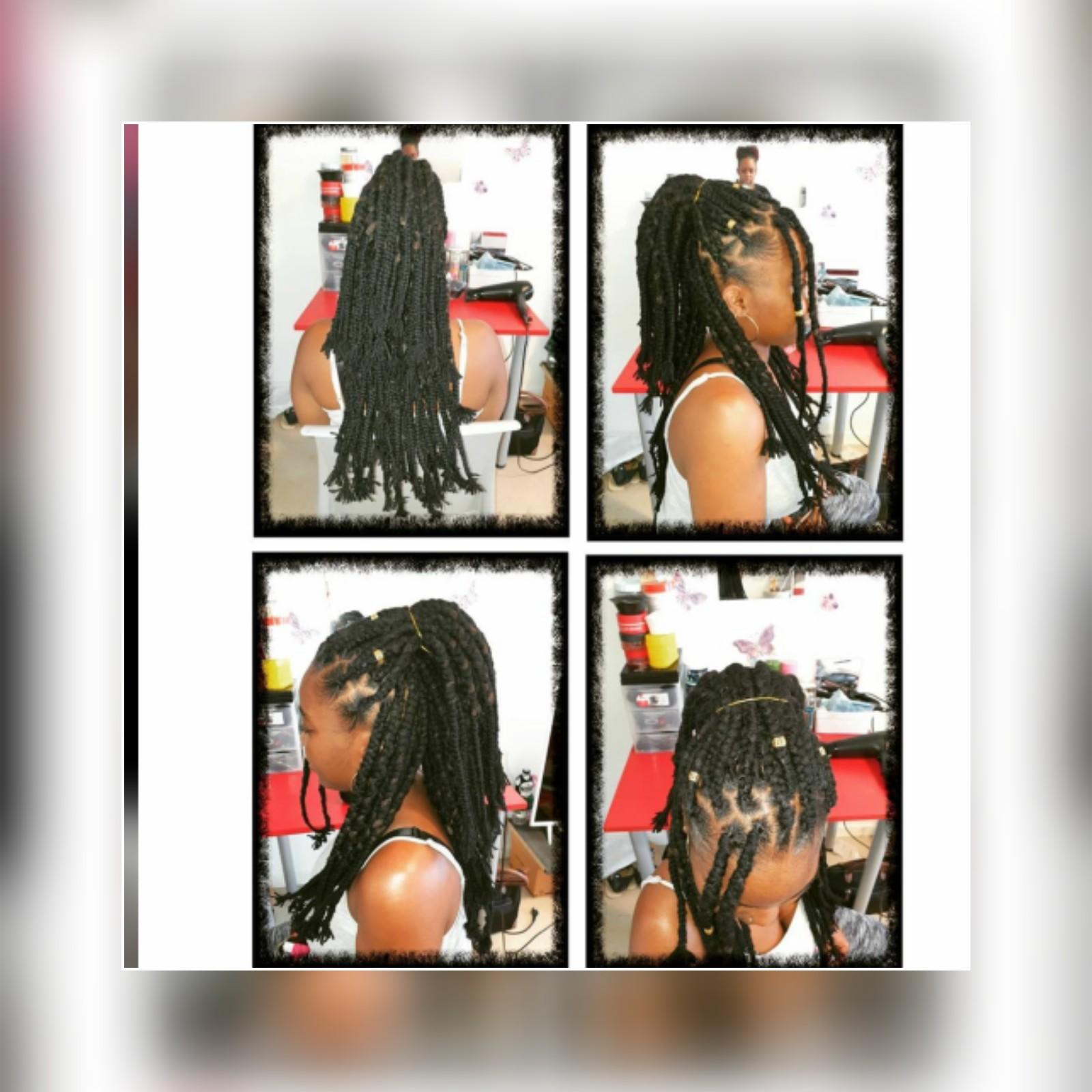 salon de coiffure afro tresse tresses box braids crochet braids vanilles tissages paris 75 77 78 91 92 93 94 95 NNYVQHSQ