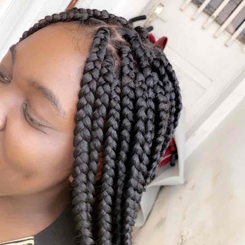 salon de coiffure afro tresse tresses box braids crochet braids vanilles tissages paris 75 77 78 91 92 93 94 95 GYWUHVMB