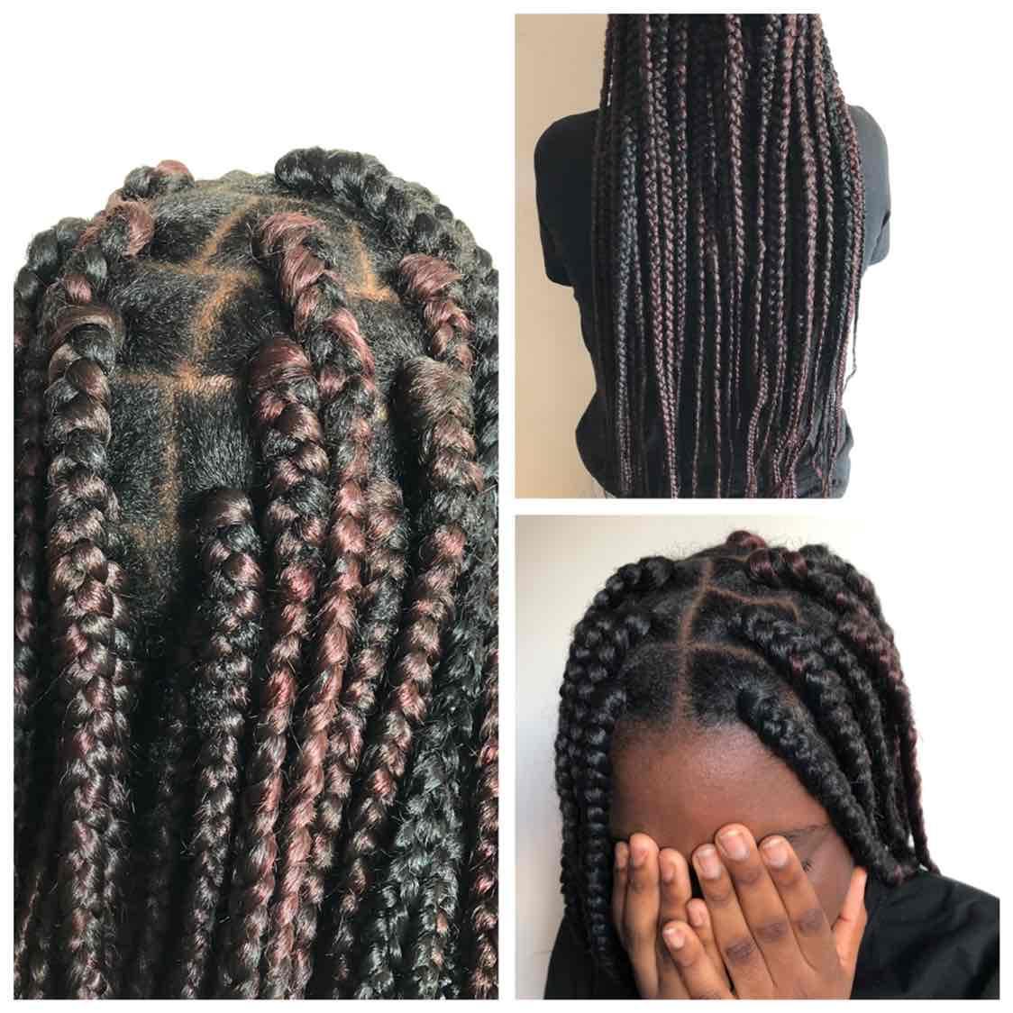 salon de coiffure afro tresse tresses box braids crochet braids vanilles tissages paris 75 77 78 91 92 93 94 95 KRRUPHHK