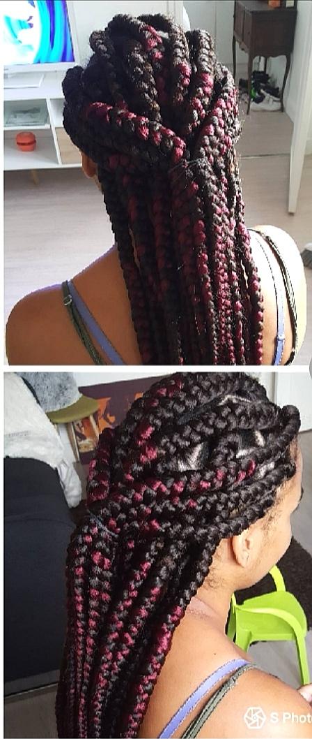 salon de coiffure afro tresse tresses box braids crochet braids vanilles tissages paris 75 77 78 91 92 93 94 95 TMZJAWFZ