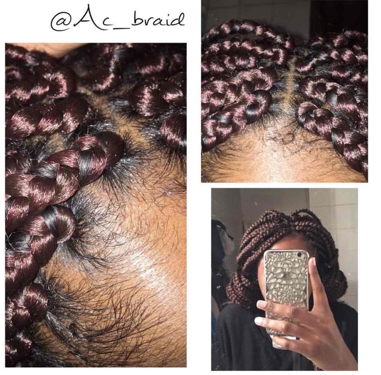 salon de coiffure afro tresse tresses box braids crochet braids vanilles tissages paris 75 77 78 91 92 93 94 95 KFZWMJGY