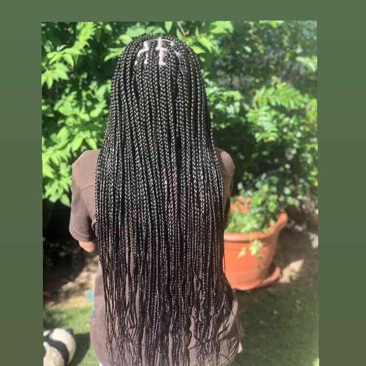 salon de coiffure afro tresse tresses box braids crochet braids vanilles tissages paris 75 77 78 91 92 93 94 95 SPVWKIQD
