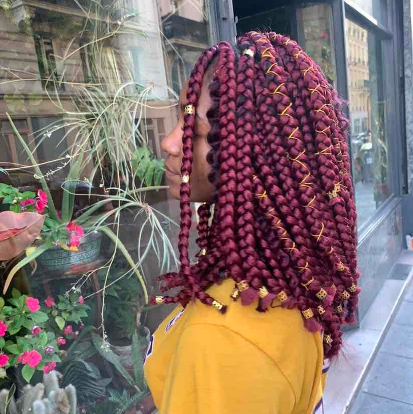 salon de coiffure afro tresse tresses box braids crochet braids vanilles tissages paris 75 77 78 91 92 93 94 95 YVYEYUMU