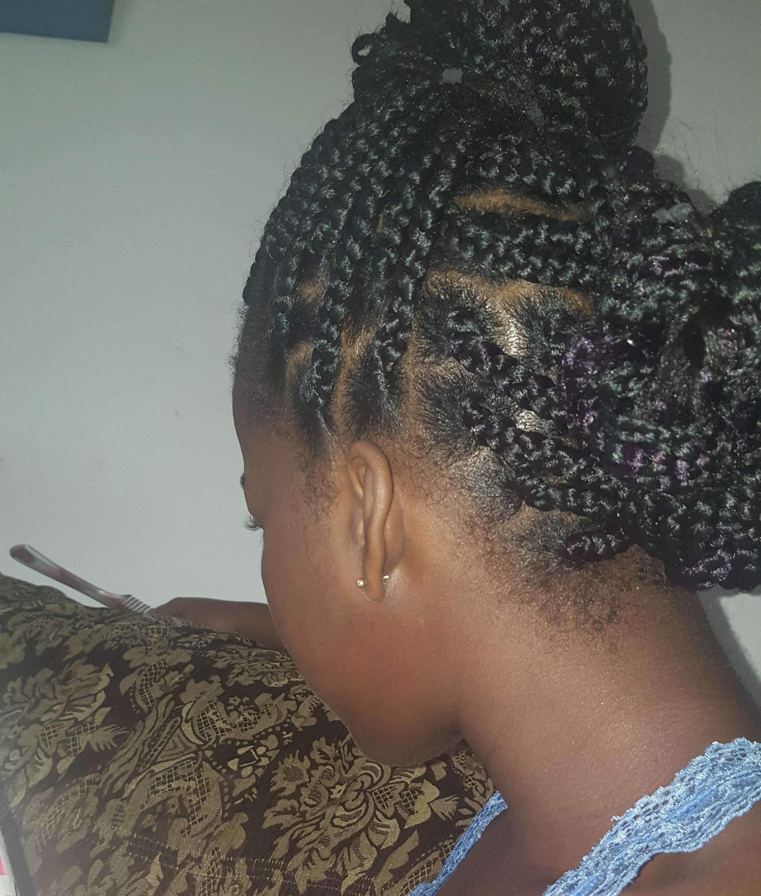 salon de coiffure afro tresse tresses box braids crochet braids vanilles tissages paris 75 77 78 91 92 93 94 95 GRGKCBWW