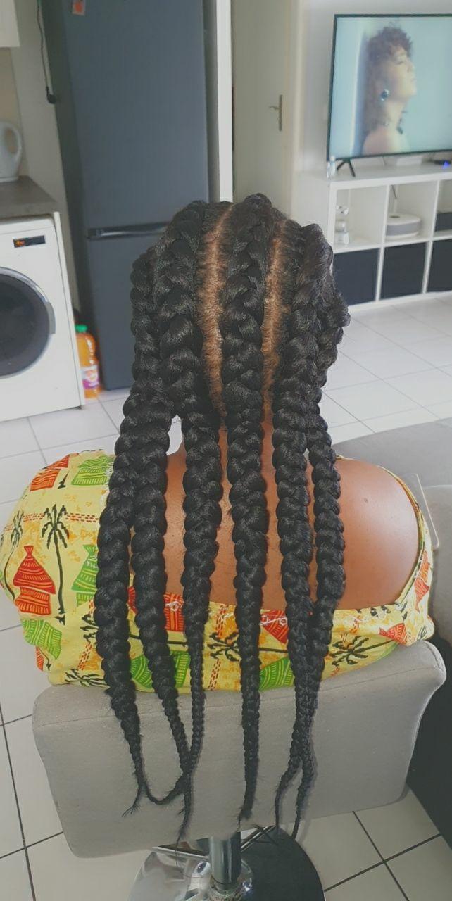 salon de coiffure afro tresse tresses box braids crochet braids vanilles tissages paris 75 77 78 91 92 93 94 95 DOZQIDUH