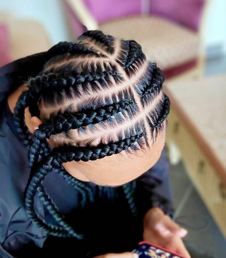 salon de coiffure afro tresse tresses box braids crochet braids vanilles tissages paris 75 77 78 91 92 93 94 95 ALBONILG