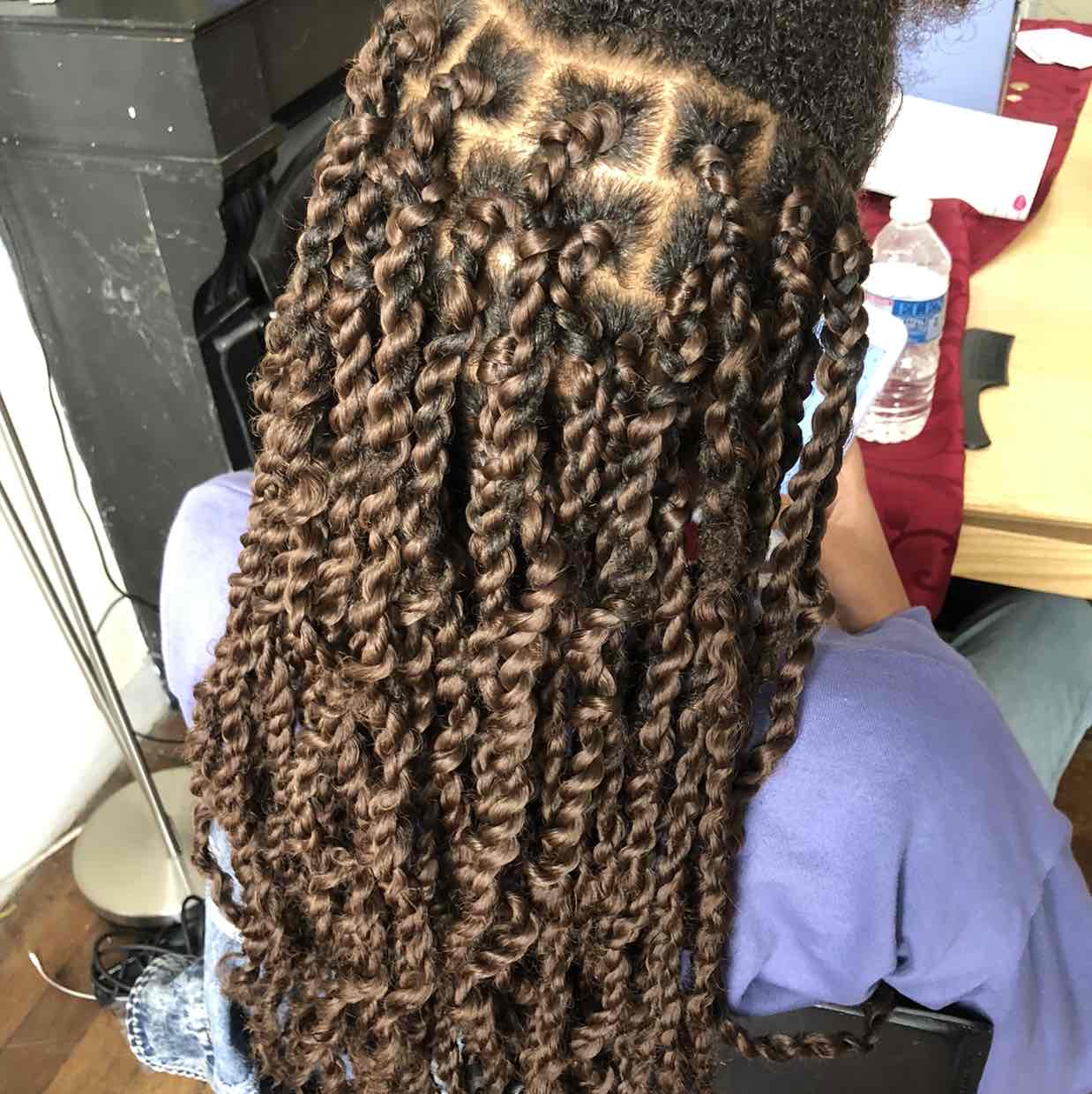 salon de coiffure afro tresse tresses box braids crochet braids vanilles tissages paris 75 77 78 91 92 93 94 95 SCRZEUPS