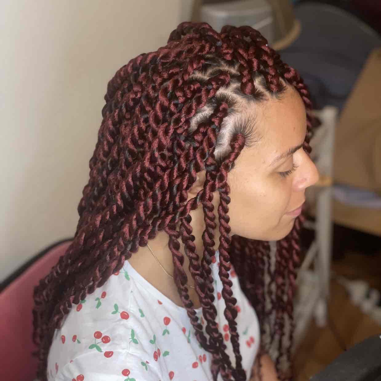 salon de coiffure afro tresse tresses box braids crochet braids vanilles tissages paris 75 77 78 91 92 93 94 95 HRECSWEH
