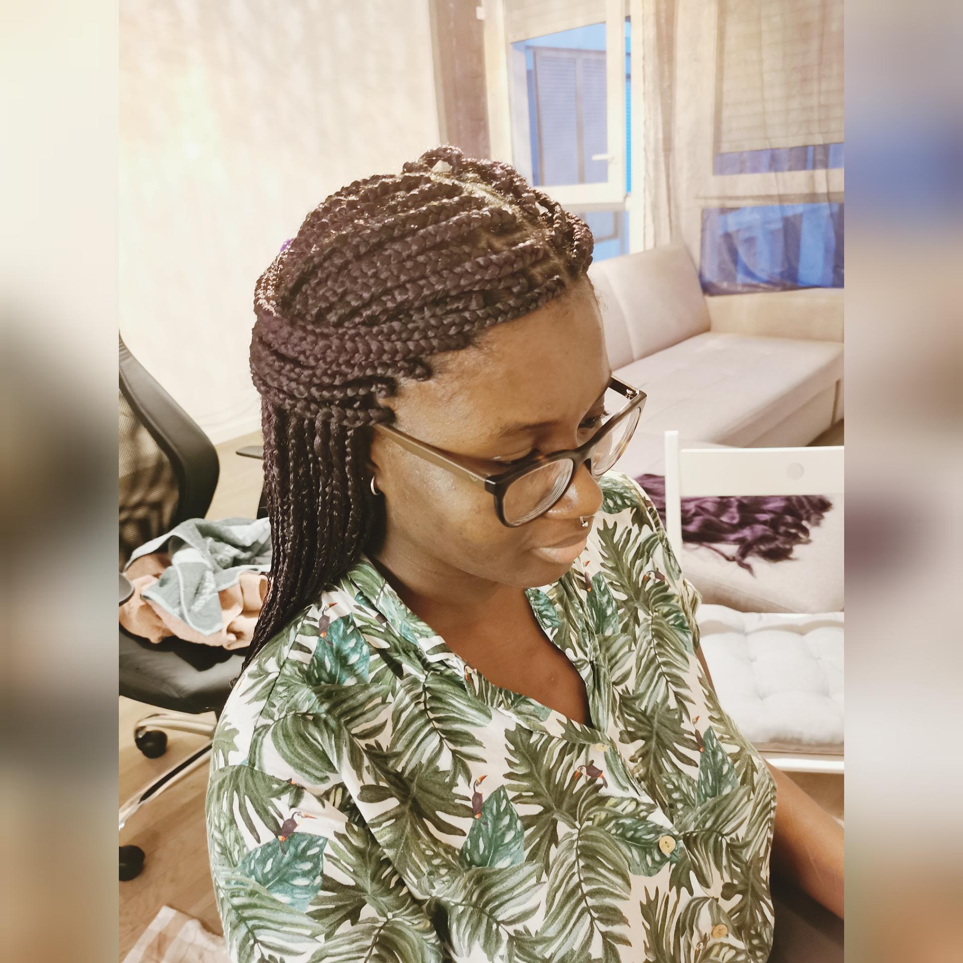 salon de coiffure afro tresse tresses box braids crochet braids vanilles tissages paris 75 77 78 91 92 93 94 95 EHMTKZHM